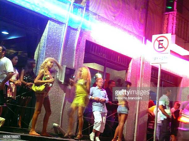 [UNVERIFIED CONTENT] IRACEMA BEACH, THE NIGHT CLUBBING AREA WHERE FOREIGN TOURISTS GO TO MEET LOCAL GIRLS
