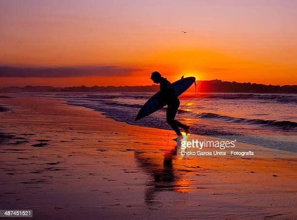 SUNSET SURFER REMAKE