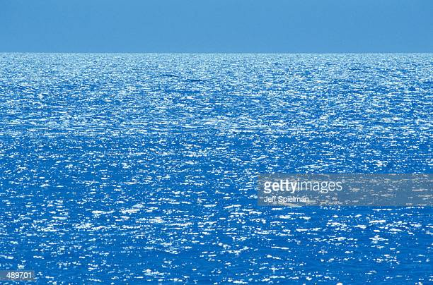 ATLANTIC OCEAN & BLUE SKY