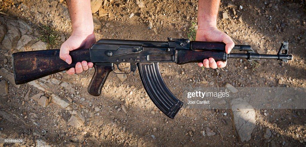 AK-47 : Stock Photo