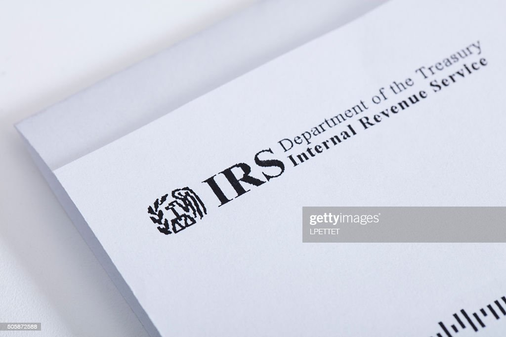 IRS : Stock Photo