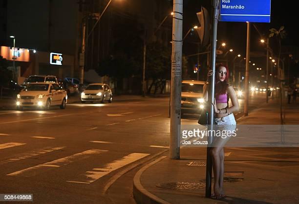 travesti/prostituição - prostituta - fotografias e filmes do acervo