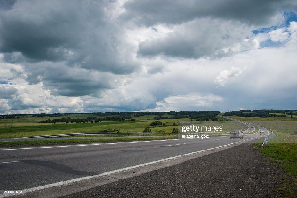 Дорога : Bildbanksbilder