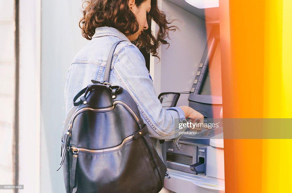 ATM : Stock-Foto