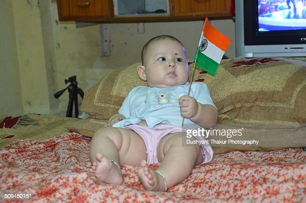 i love my country - indian flag stock pictures, royalty-free photos & images