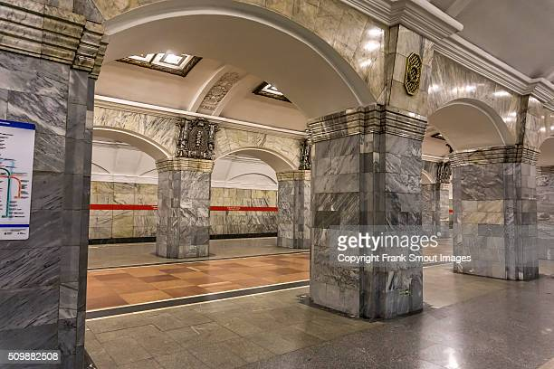 SAINT PETERSBURG METRO