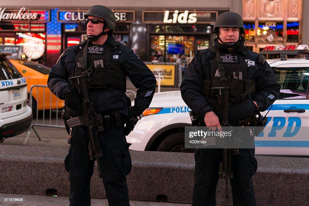 NYPD : Stock Photo