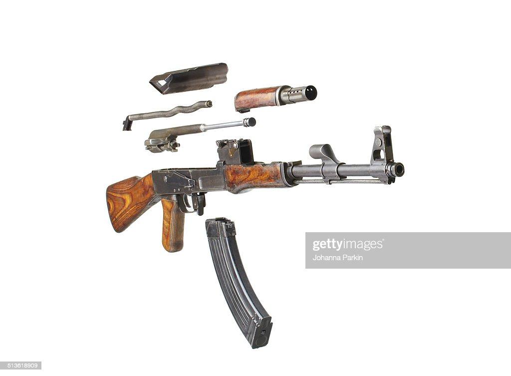 AK47 : Stock Photo
