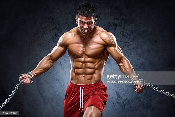 hercules! - body building stock photos and pictures