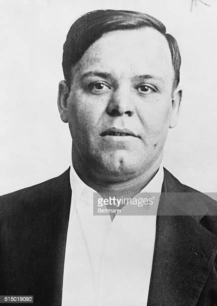 FRANK GUSENBERGSTVALENTINE'S DAY MASSACRE VICTIM CHICAGO1929