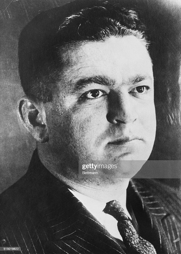 ALBERT WEINSHANK, ST. VALENTINE'S DAY MASSACRE VICTIM CHICAGO, 1929. News  Photo - Getty Images