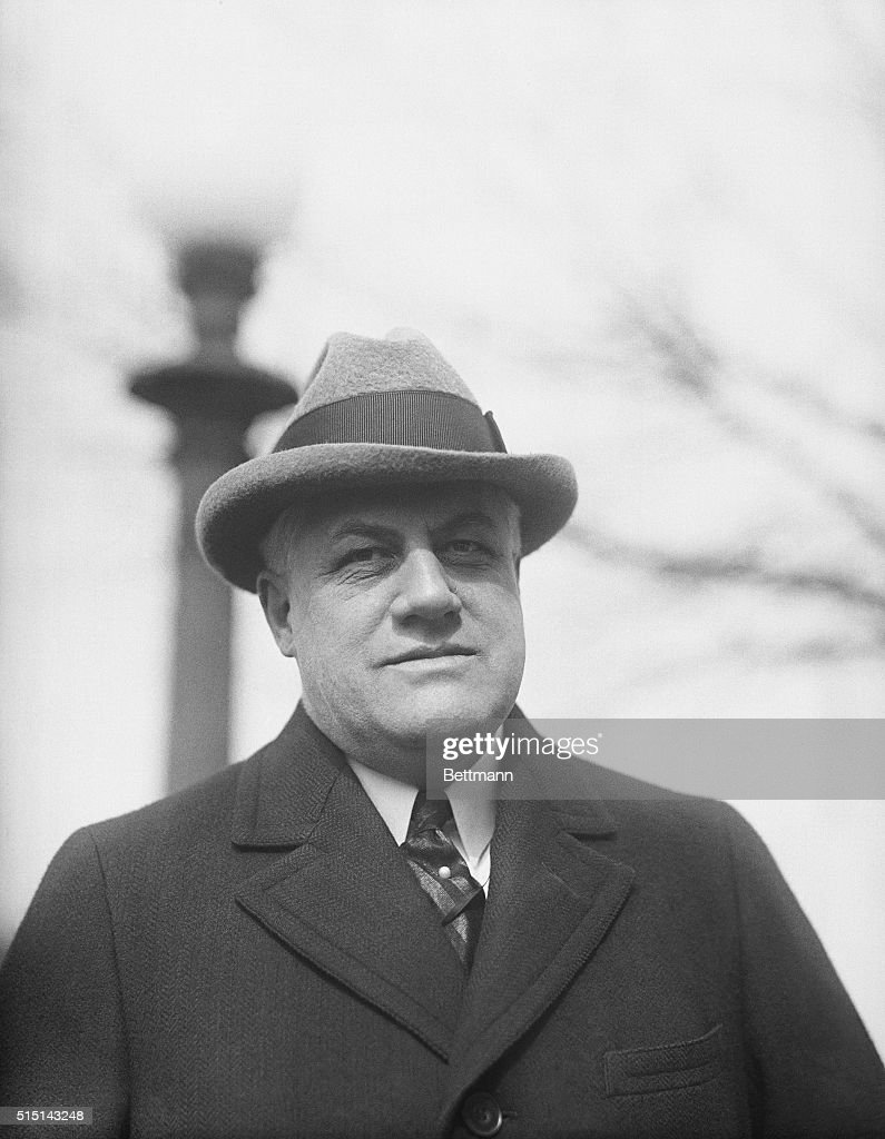 Attorney General A. Mitchell Palmer : News Photo