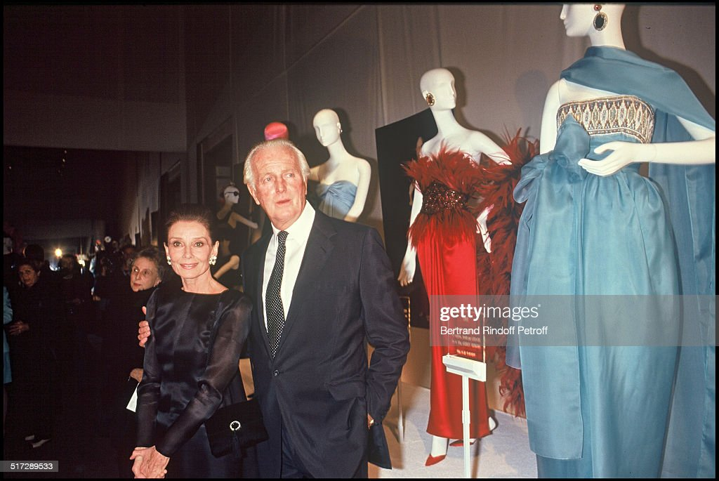40Th Anniversary Of The Givenchy House - 1991 : News Photo