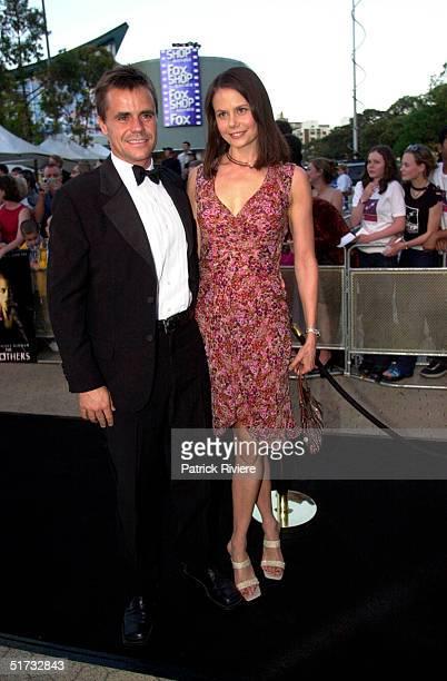 "NOV 2001 - ANGUS HAWLEY AND ANTONIA KIDMAN - PREMIERE OF ""THE OTHERS"" AT HOYTS CINEMAS, FOX STUDIOS - SYDNEY."