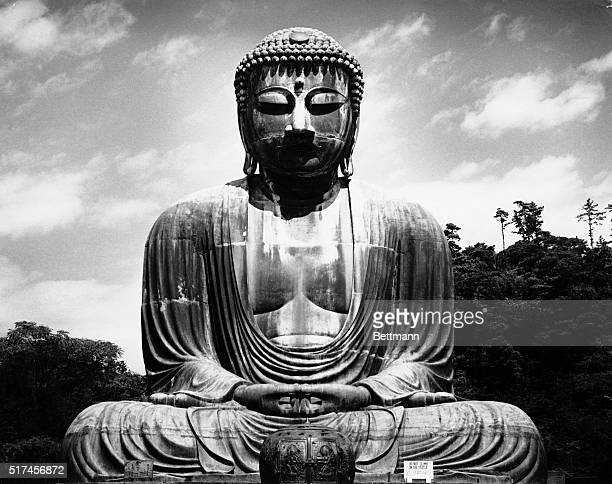 BUDDHA AT KAMAKURA CENTRAL HONSHU JAPANUNDATED PHOTOGRAPH