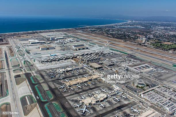 lax - lax airport stock pictures, royalty-free photos & images