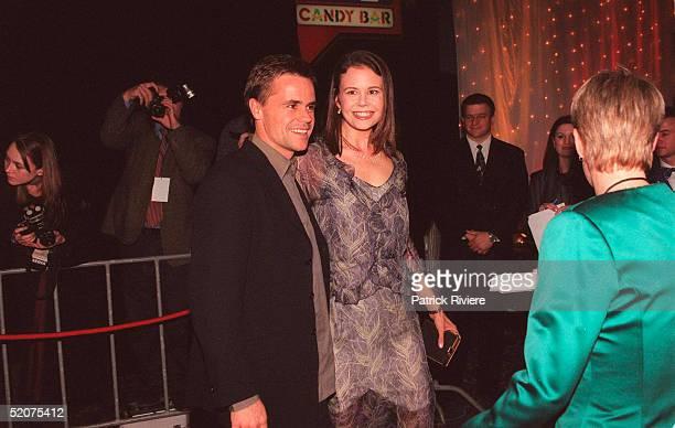AUG 1999 - ANGUS HAWLEY & ANTONIA KIDMAN AT THE EYES WIDE SHUT SYDNEY PREMIERE, GREATER UNION CINEMA, SYDNEY