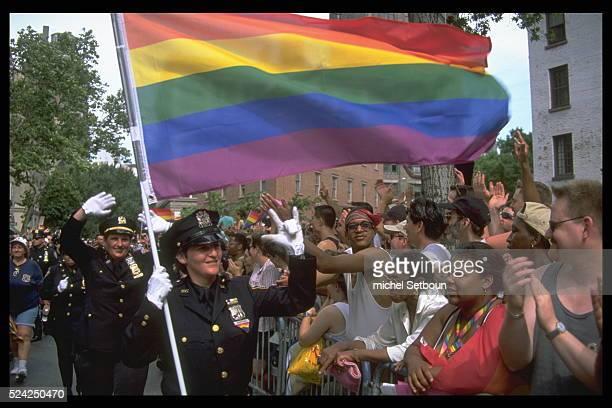 GAY PRIDE IN NEW YORK
