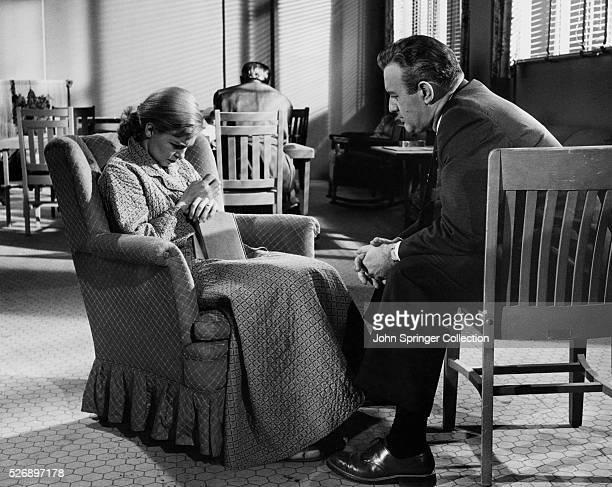 IN THREE FACES OF EVE 20TH CENTURY FOX MOVIE STILL 1957