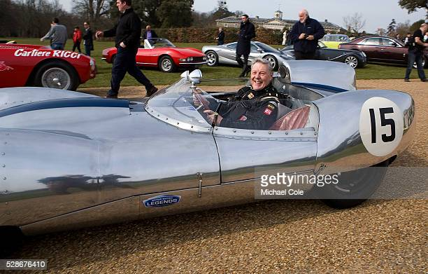 BARRIE WHIZZO WILLIAMS IN 1958 LOTUSCLIMAX 11 GOODWOOD FESTIVAL OF SPEED PRESS DAY 18TH MARCH 2010