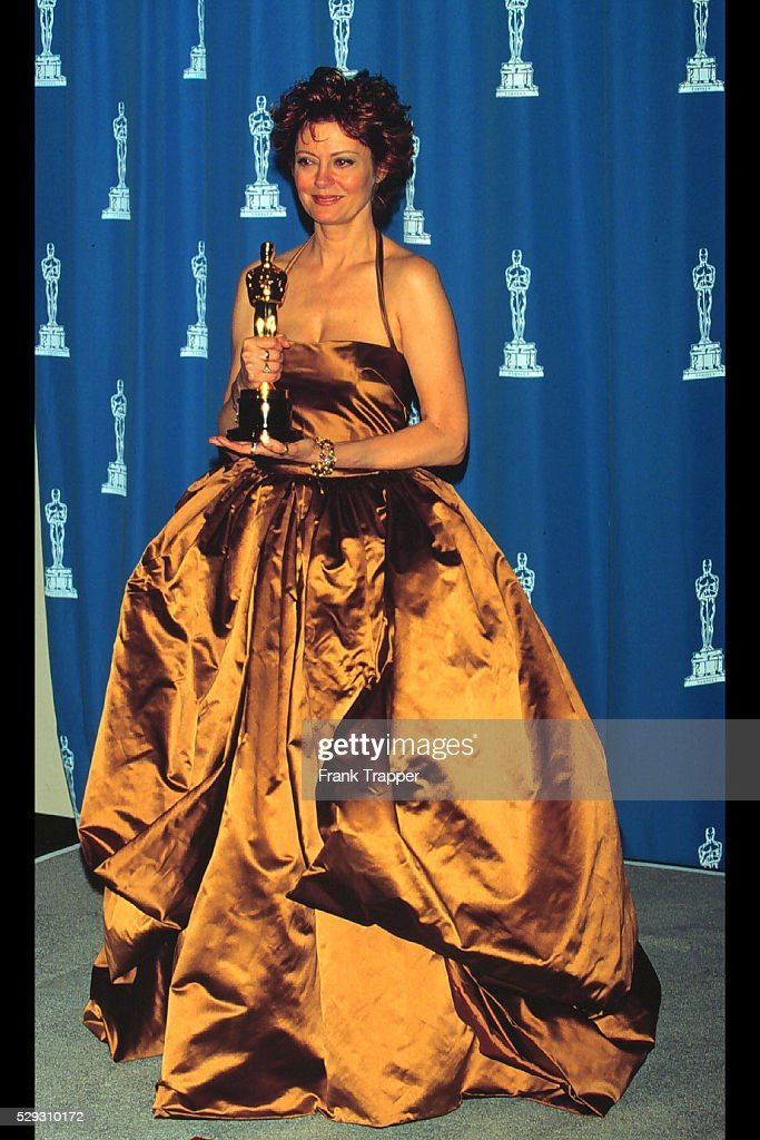 68TH FILM OSCARS CEREMONY IN LOS ANGELES : News Photo