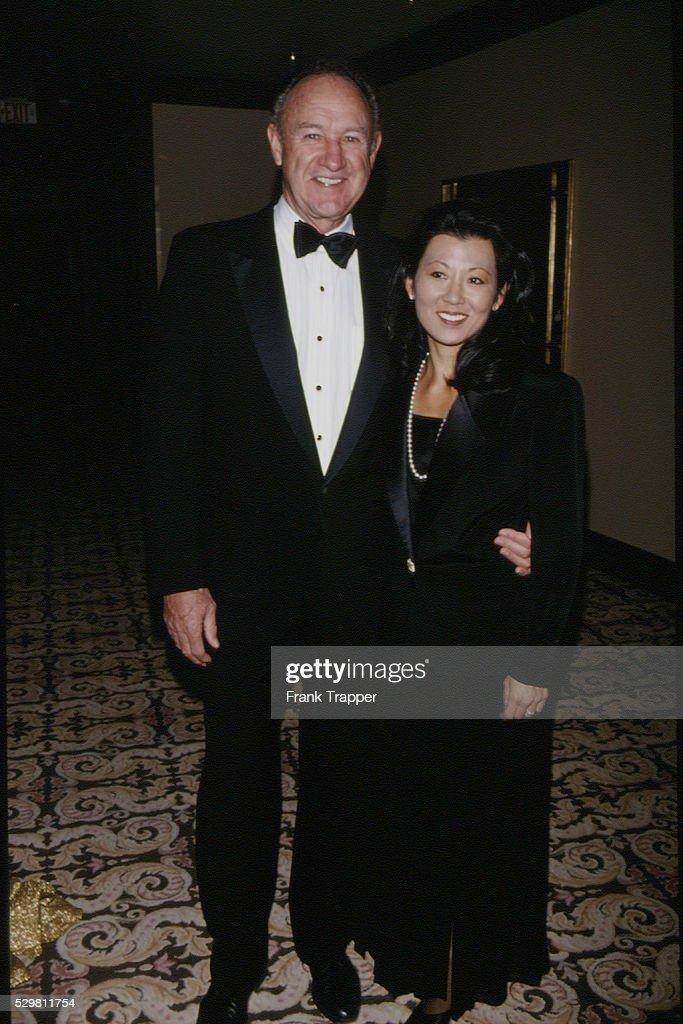 LIZA MINNELLI RECEIVES THE 'THALIANS AWARD' 1994 : News Photo