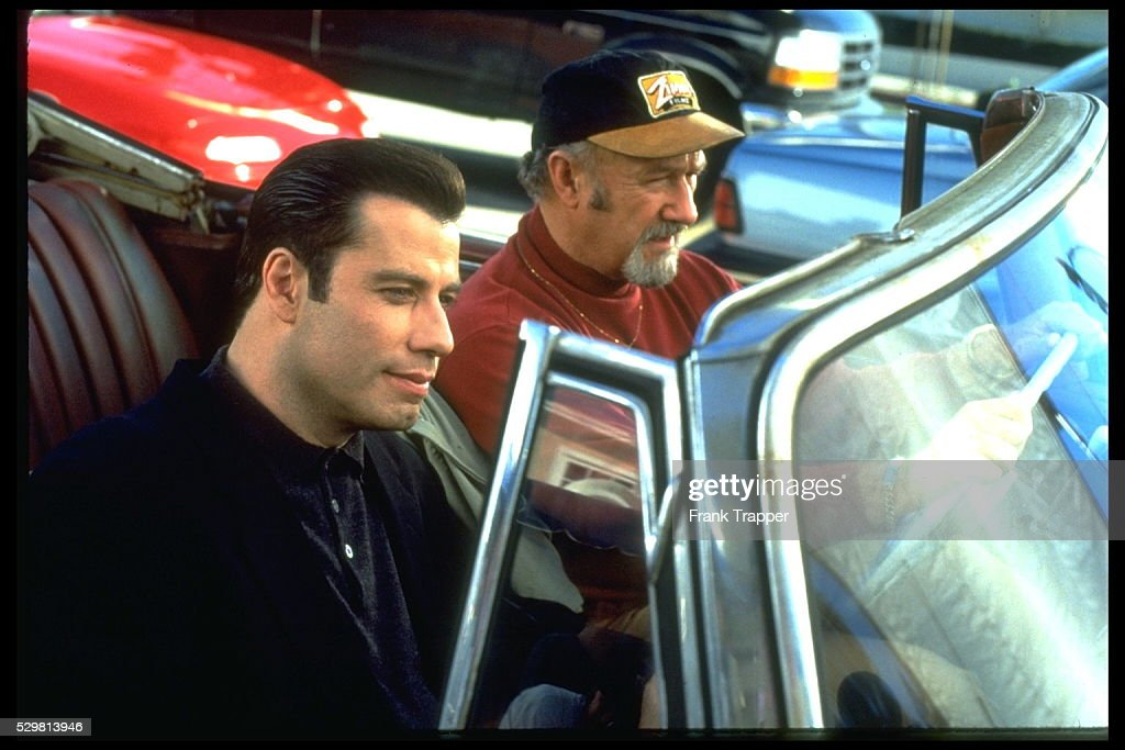 FILM 'GET SHORTY' BY BARRY SONNENFELD : News Photo