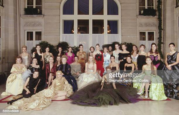 THE 'DEBUTANTE BALL' IN PARIS