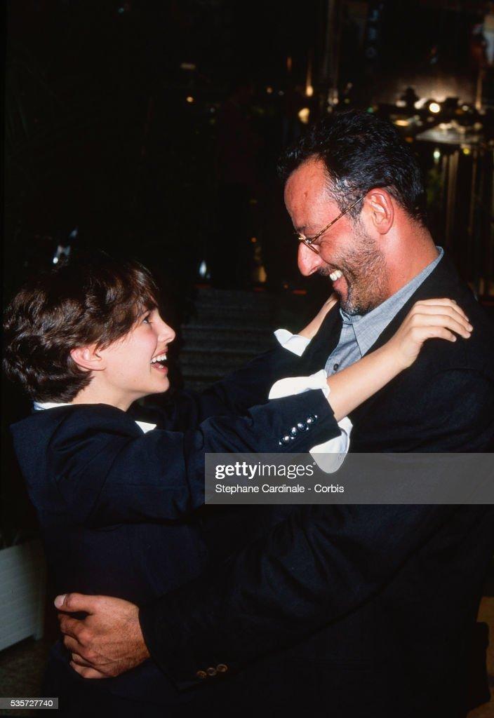FILM PREMIERE: LUC BESSON'S 'LEON' : News Photo