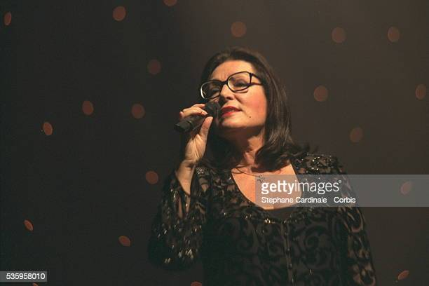 NANA MOUSKOURI IN CONCERT AT THE OLYMPIA