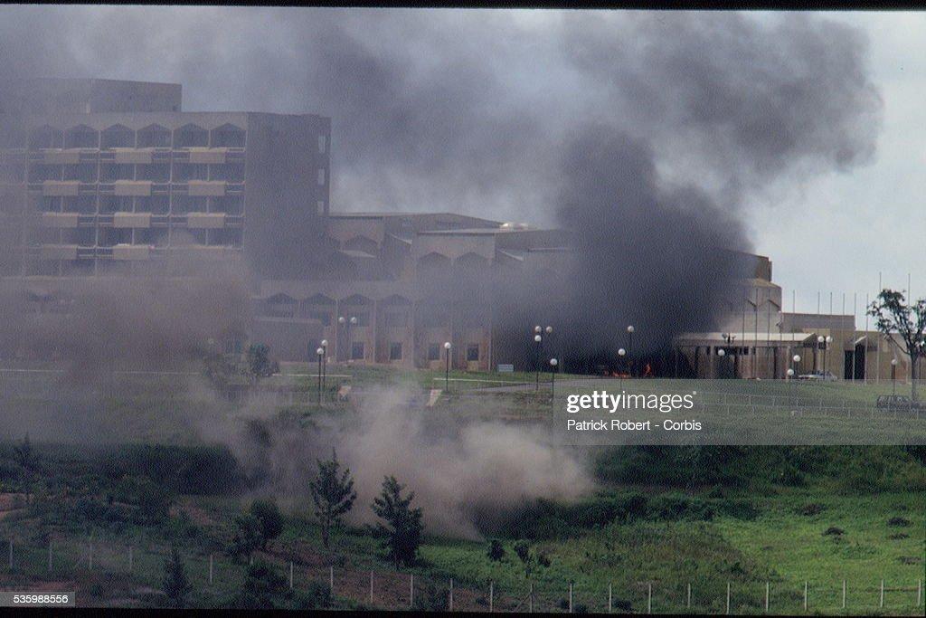 THE CIVIL WAR IN RWANDA