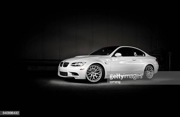 bmw m3 - bmw stock pictures, royalty-free photos & images