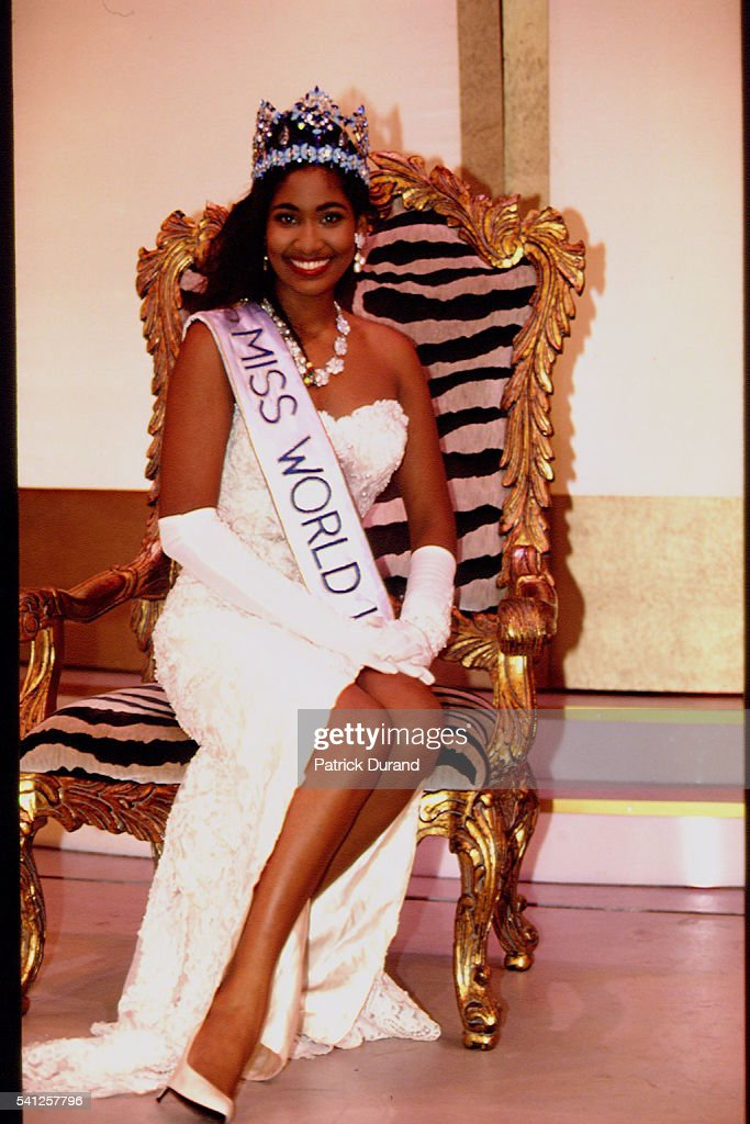 ELECTION OF MISS WORLD IN SUN CITY (SOUTH AFRICA) : News Photo