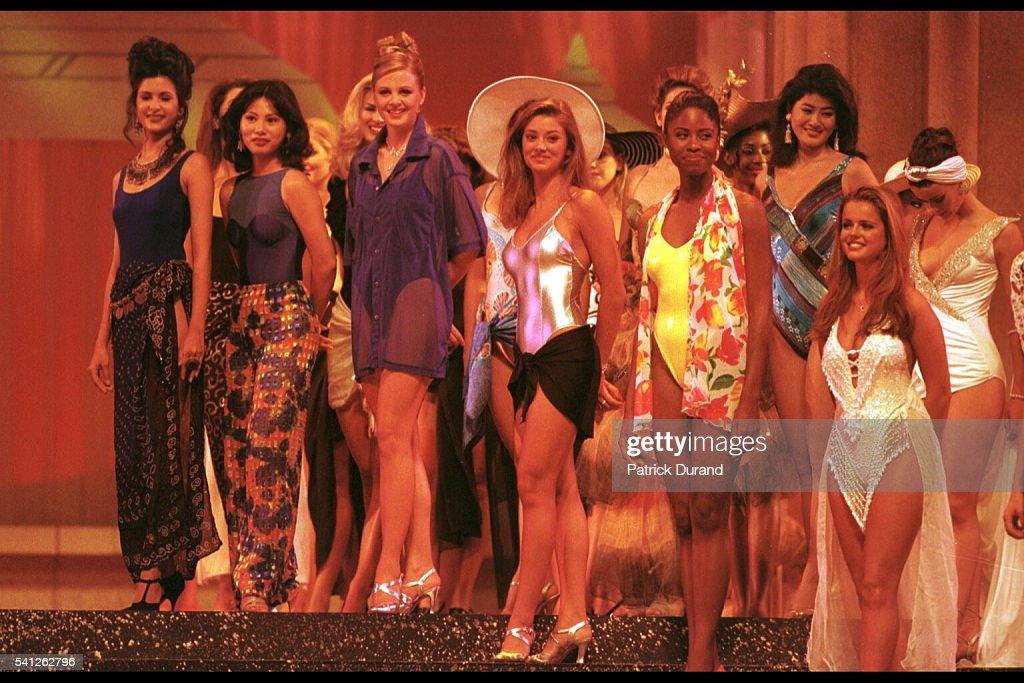 ELECTION OF MISS WORLD IN SOUTH AFRICA : News Photo