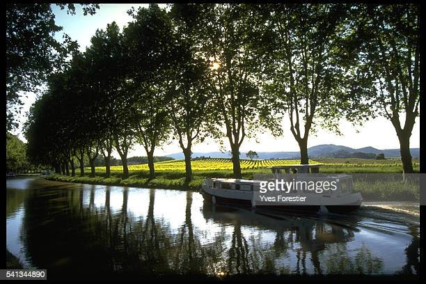 SNAPSHOT OF THE CANAL DU MIDI
