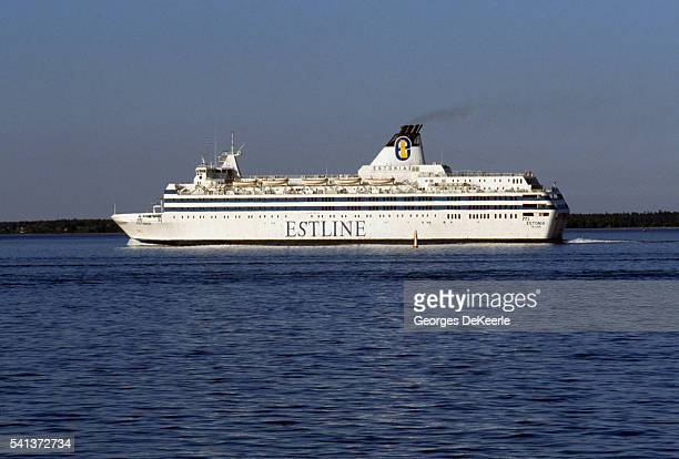 THE 'ESTONIA' FERRY, ARCHIVES
