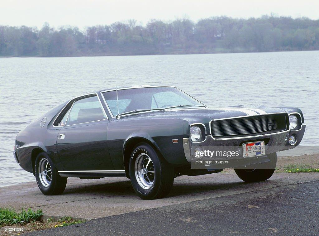1972 AMC AMX : News Photo
