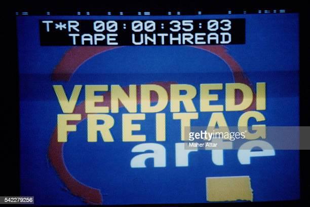 ARTE, THE EUROPEAN TV CHANNEL