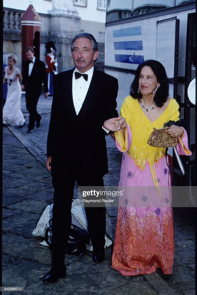 PRINCE HENRIK OF DENMARK CELEBRATES HIS 60TH BIRTHDAY : News Photo