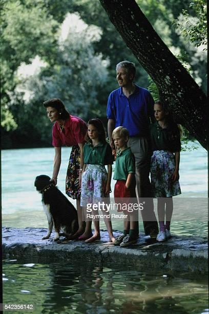 THE LIECHTENSTEIN ROYAL FAMILY
