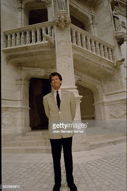 JACK LANG RECEIVES PRIX GONCOURT FROM