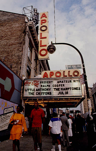 NY: From The Archives: Harlem's Legendary Apollo Theater