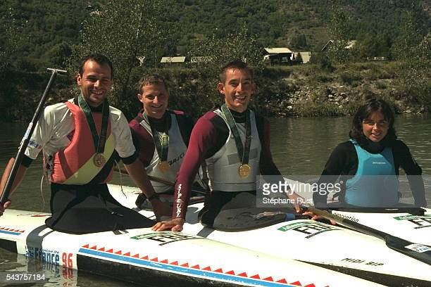 FRENCH CANOE-KAYAK CHAMPIONSHIP IN EMBRUN