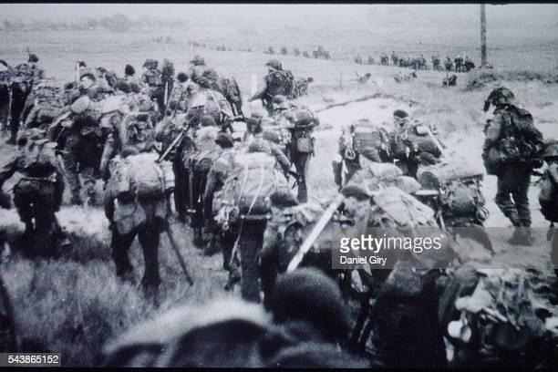 GWENAEL BOLLORE, LANDING WAR VETERAN