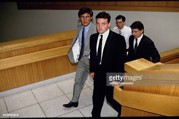 TRIAL OF LORENA BOBBITT WHO CASTRATED HER HUSBAND