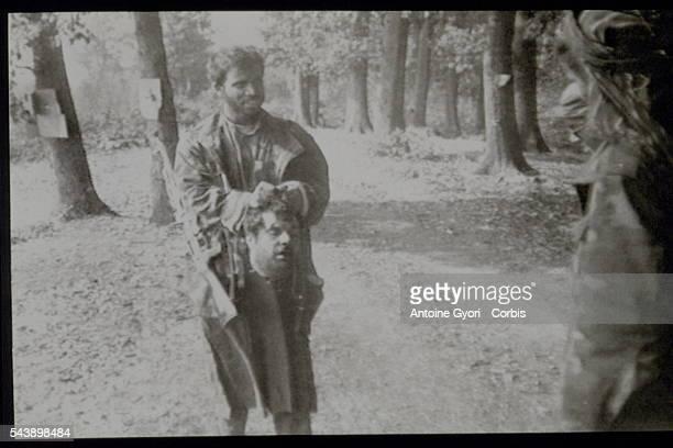 THE HORROR OF THE WAR IN BOSNIA: HEADLESS SERBS