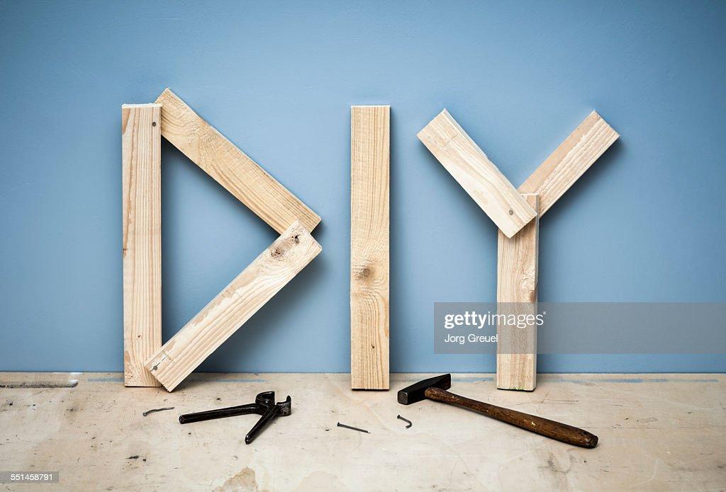 DIY : Stock Photo
