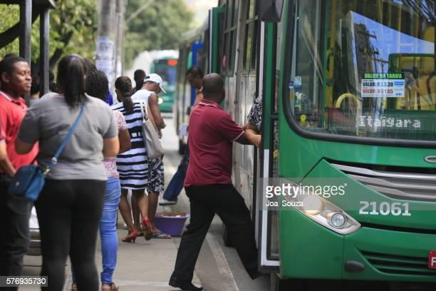 COLLECTIVE BUS / ROAD / PASSENGER