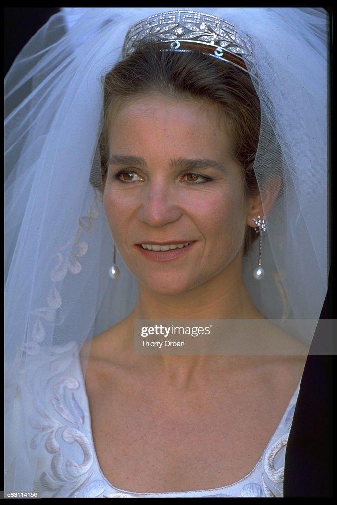 WEDDING OF INFANTA ELENA OF SPAIN IN SEVILLE : News Photo