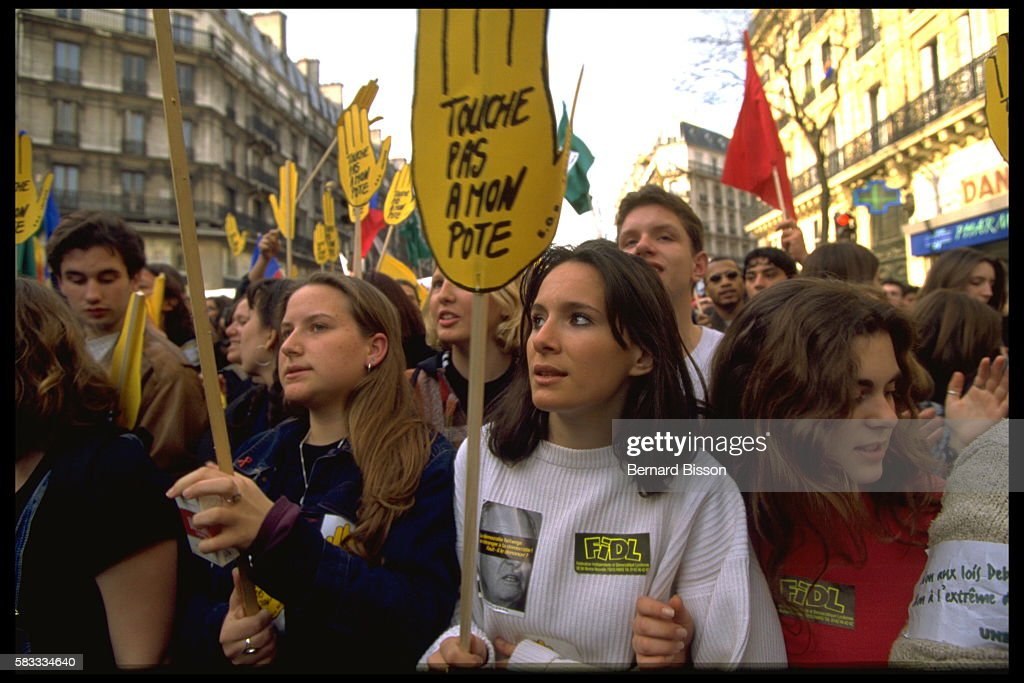 DEMONSTRATION AGAINST THE DEBRE LAW IN PARIS : News Photo